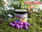 Kulka Pop Up FLUO WILD KRILL 15mm / 200ml CG